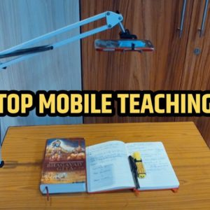 mobile teaching setup low cost